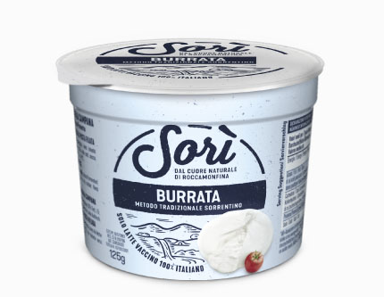 COW MILK BURRATA